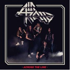 AIR RAID - Across The Line (2017) LP