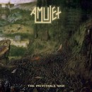 AMULET - The Inevitable War (2019) CDdigi