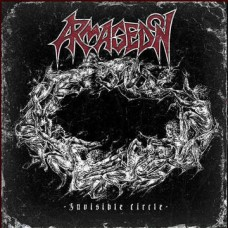 ARMAGEDON - Invisible Circle (2014) CD