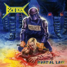 BATTERY - Martial Law (2016) CD