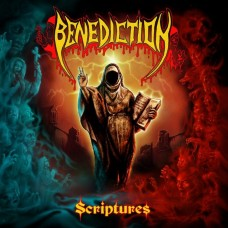 BENEDICTION - Scriptures (2020) CD