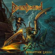BOOZE CONTROL - Forgotten Lands (2019) CD