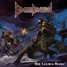 BOOZE CONTROL - The Lizard Rider (2016) CD