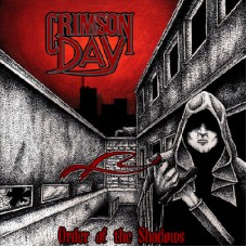 CRIMSON DAY - Order Of The Shadows (2015) CD