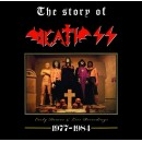 DEATH SS - The Story Of Death SS 1977-1984 (2019) DCD
