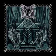 DEMON INCARNATE - Key Of Solomon (2018) CD
