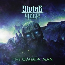 DIVINE WEEP - The Omega Man (2020) CD