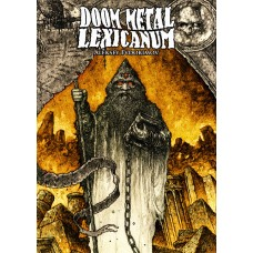 DOOM METAL LEXICANUM (2017) BOOK