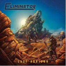 ELIMINATOR - Last Horizon (2018) CDdigi