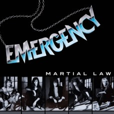 EMERGENCY - Martial Law (2016) CD