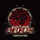ENFORCER - Death By Fire (2018) CDdigi