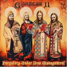 GOATESS - II Purgatory Under New Management (2016) CDdigi