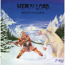 HEAVY LOAD - Death Or Glory (2019) CDdigi