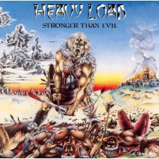 HEAVY LOAD - Stronger Than Evil (2018) CD