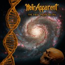 HEIR APPARENT - The View From Below (2018) CD