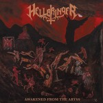 HELLBRINGER - Awakened From The Abyss (2016) CD
