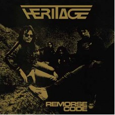 HERITAGE - Remorse Code (2018) CD
