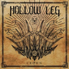 HOLLOW LEG - Crown (2017) CDdigi