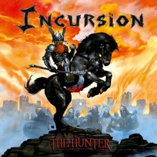 INCURSION - The Hunter (2020) CD