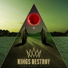 KINGS DESTROY - Fantasma Nera (2019) CDdigi