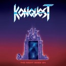 KONQUEST - The Night Goes On (2021) LP