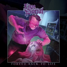 LIVE BURIAL - Forced Back to Life (2016) CD