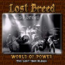 LOST BREED - World of Power - The Lost 1989 Album (2015) CD