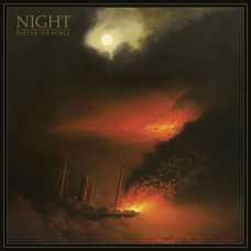 NIGHT - Raft Of The World (2017) CDdigi