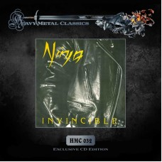 NINJA - Invincible (2016) CD