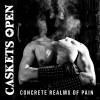 CASKETS OPEN - Concrete Realms of Pain (2020) CD