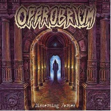 OPPROBRIUM - Discerning Forces (2020) CD