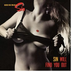 ORIGINAL SIN - Sin Will Find You Out (2017) LP