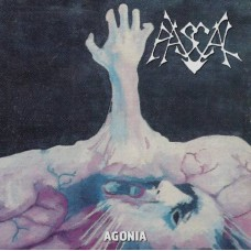 PASCAL - Agonia / Bad Omen (2017) CD