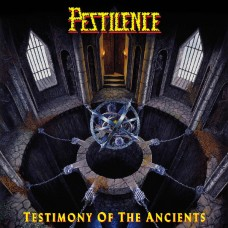 PESTILENCE - Testimony Of The Ancients (2017) DCD