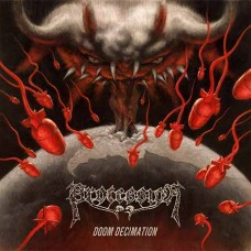 PROCESSION - Doom Decimation (2017) LP