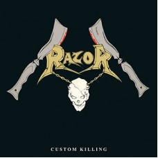 RAZOR - Custom Killing (2019) LP