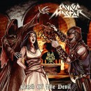 SAVAGE MASTER - Mask Of The Devil (2016) CD