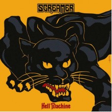 SCREAMER - Hell Machine (2017) LP