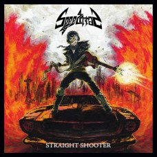 SPEEDTRAP - Straight Shooter (2015) CD
