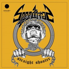 SPEEDTRAP - Straight Shooter (2015) EP