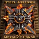 STEEL ASSASSIN - WWII: Metal Of Honor (2012) CD