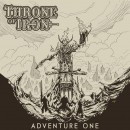 THRONE OF IRON - Adventure One (2020) LP