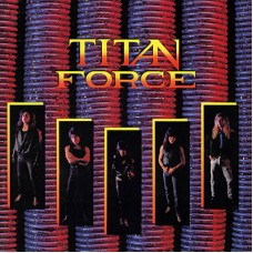 TITAN FORCE - S/T (2016) LP