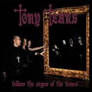 TONY TEARS - Follow The Signs Of The Times (2015) CD