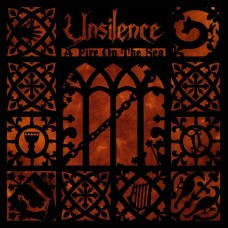 UNSILENCE – A Fire On The Sea (2014) CD SIGNED BY THE BAND!!!