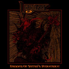VIGILANCE - Hammer Of Satan's Vengeance (2017) CD