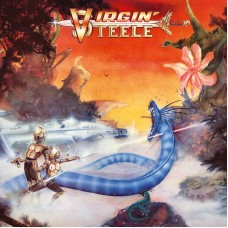 VIRGIN STEELE - I (2018) CD