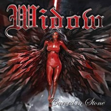 WIDOW - Carved In Stone (2016) CD