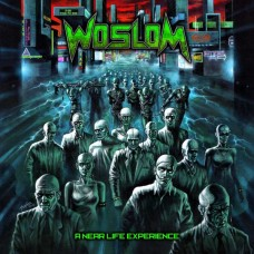 WOSLOM - A Near Life Experience (2016) CD