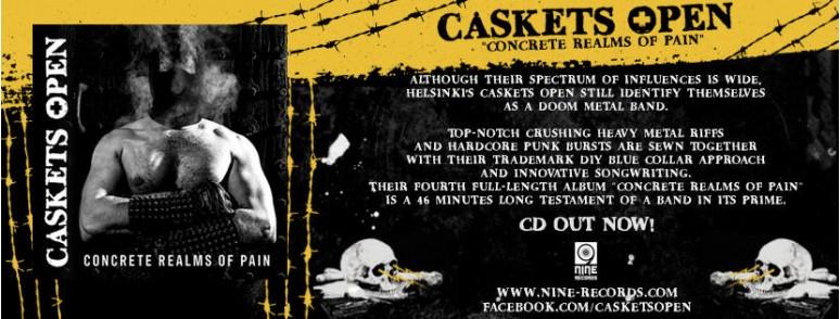 Caskets Open